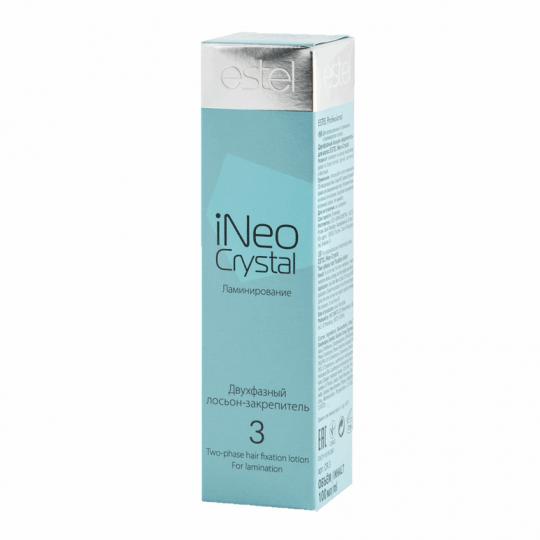Лосьон-закрепитель iNEO-CRYSTAL 2-х фазный для ламинирования 100 мл
