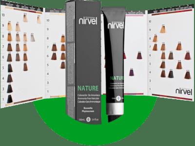 Nature - бивалентная краска для волос