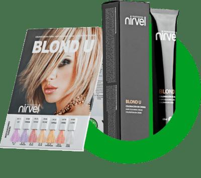 Blond U - осветляющая краска для волос
