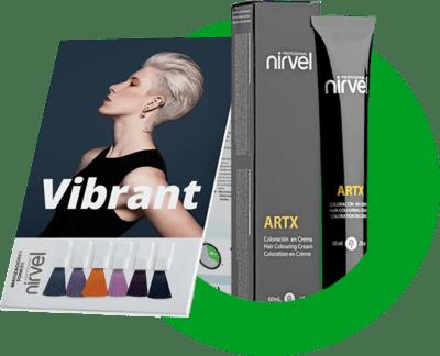 "Vibrant - ""вибрирующий"" цвет для ярких образов"